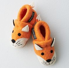 How sweet would these be on your little one's feet? @GarnetHill