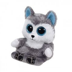 7954a138d5a Scout Husky Peek-a-Boo Phone Holder - TY   I want this it s so cute