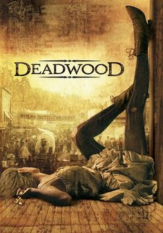 Maybe the most clever tv show ever made (Deadwood) Awesome verbiage.  You have to watch it 10 times to pick up everything.