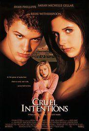 Cruel Intentions Poster
