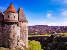 The Charming Corvin Castle – romania – Chique Romania Gothic Castle, Hammered Dulcimer, Medieval Music, Romania, Touring, Monument Valley, Travel, Viajes, Destinations