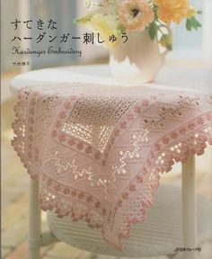 Hardanger Instructions | HARDANGER EMBROIDERY Japanese Lace Patterns by pomadour24 on Etsy