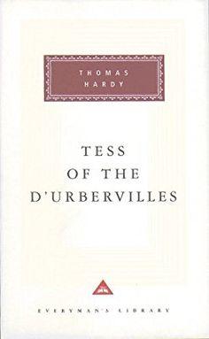 Tess Of The D'urbervilles (Everyman's Library Classics)