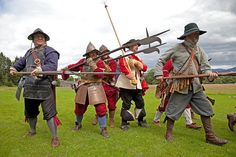Civil War Encampment by Gail Johnson, via Flickr
