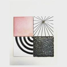 repost from @archelle1289 - Friday palette 🎆 • • • #studiostrato #madeamano #interiors