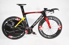 Willier TT bike