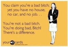 SO FUNNY! I know a few women that fit this description....