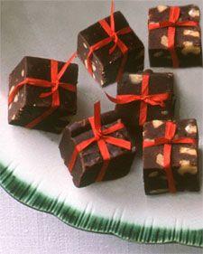 Chocolate Fudge - Martha Stewart Recipes