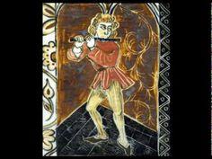 ▶ Medieval music - Saltarello by Arany Zoltán - YouTube