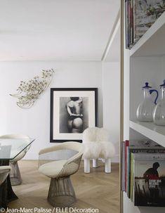 L étonnante rénovation d une maison parisienne du 19ème siècle - Elle  Décoration 2c29c5f89505