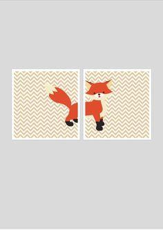 Double frame fox