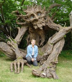This is the most awesomest tree I have ever seen!