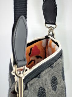 Handmade Dotty Shoulder Bag - Zenbu Home