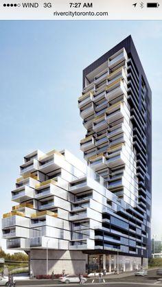 Rivercity rc3 tower saucier + perotte - Toronto