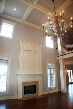 Sherwin Williams Modern Gray For Living Room Foyer And