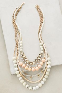 Carissa Layer Necklace - anthropologie.com