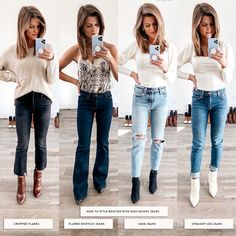 How to Wear Ankle Boots & Booties - Everything You Need to Know Talking about how to wear ankle boots and giving you oodles of outfit inspiration from wearing ankle booties with leggings to cuffed jeans and more! Ankle Boots Outfit Summer, Ankle Boots With Leggings, Leopard Ankle Boots, How To Wear Ankle Boots, Ankle Boots Dress, Booties Outfit, Fall Booties, Dress With Boots, Jeans And Boots