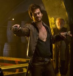 Da Vinci's Demons: New Zealand broadcast from August 22nd | Tom Riley