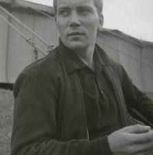 A very young Shatner, Toronto, 1956