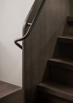 Norm Architects Introduce Scandinavian Minimalism to MS Yachtbau's Luxury Sailing Yachts Yacht Interior, Interior Stairs, Interior Architecture, Interior Design, Yacht Stairs, Luxury Sailing Yachts, Built In Furniture, Yacht Design, Wood Veneer