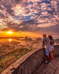 """1,033 Likes, 2 Comments - Wonderful Panoramas (@wonderfulpanoramas) on Instagram: """"Mirante Dona Marta, Rio de Janeiro, Brazil - Photo by @cbezerraphotos #wonderfulpanoramas for…"""""""