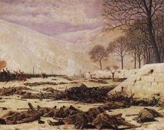 Shipka field - Vasily Vereshchagin  1878-1879
