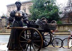 Molly Melloun. Dublin. Ireland. /  Молли Мэллоун. Дублин. Ирландия.