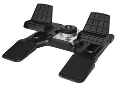 SAITEK PRO FLIGHT CESSNA RUDDER PEDALS. Inspired by pedal designs found in Cessna® aircraft, the Rudder Pedals are solid and robust, providing durability and authenticity for the most demanding of aspiring pilots Foot plate included that will allow for greater control when using the rudder axis. Also included are a multitude of fixing options. Connectivity: USB 2.0 Windows 7, Windows XP, XP64  and Windows Vista (all versions).  Precio 189.00€