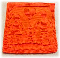 Family Day Dishcloth                                                                                                                                                      More