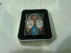 $8.00 various types of masonic lighters personalized