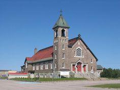 Église Saint-Luc, Forestville, Québec