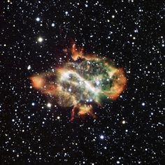 Nebulosa Planetária Espiral