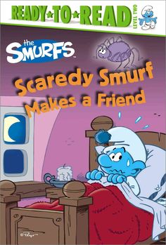 Scaredy Smurf Makes a Friend