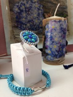 Amazing ring and handmade crafts at Ennea Stores (Papagou 18 str. Ilioupolis)
