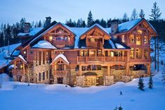 Ski in and Ski out, vacation home in  Whitefish, Montana