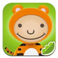 ABC Wildlife: Teaches children new words through sight, sound & touch. Let them explore a world of monkeys, tigers, elephants & more through beautiful pictures, lively videos, and interactive scenes.