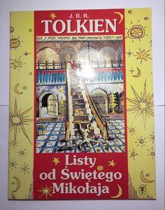 TOLKIEN Listy od Świętego Mikołaja U N I K A T (5025223218) - Allegro.pl - Więcej niż aukcje.