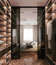 20 Modern Luxury Bedroom Designs - Home - Bedroom Modern Luxury Bedroom, Luxury Bedroom Design, Bedroom Closet Design, Contemporary Bedroom, Luxurious Bedrooms, Bedroom Designs, Bedroom Decor, Master Bedroom, Luxury Bedrooms