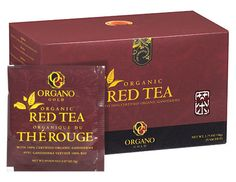 Organo Gold's Organic Red Tea combines organic red tea leaves with the Ganoderma you love and Cordyceps militaris, another incredible ingredient that has a well-respected history in China. This is the perfect tea to mantain balance and clarity in the body. Visit: www.sexytastycoffee.organogold.com