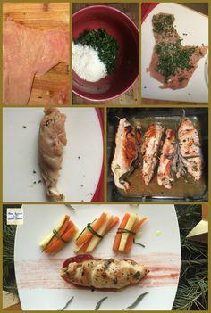 Cómo hacer pollo relleno #receta @Orgullosa #FiestaMyWay #Ad