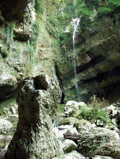 Водопад Пасть Дракона