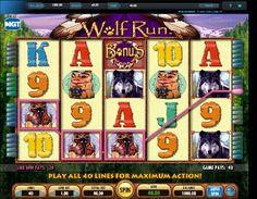 Výherní automat Wolf Run vás překvapí nejen svými neuvěřitelnými výhrami, na lovu vlků. http://www.hraci-automaty.com/hry/hraci-automaty-wolf-run #HraciAutomaty #wolfrun #hry #vyhra