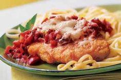 Weight Watchers Chicken Parmesan