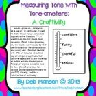 Here's a hands-on, creative way for your students to practice identifying the author's tone of a piece of writing! This is an engaging activity w...