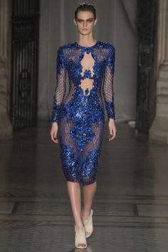 Julien MacDonald FW 2014-2015 Ready-To-Wear