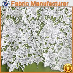 E cicheng textile Ivory Chemical Lace Trim Good Price Wholesale