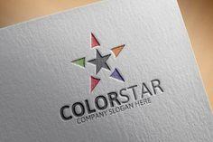 Star Logo -30%off by Josuf Media on @creativemarket