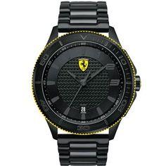 Herren Uhr Ferrari 0830141