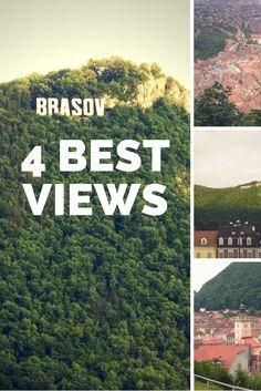 4 Best Views of Brasov, Romania