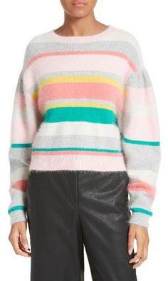 // Women's Rebecca Taylor Stripe Sweater